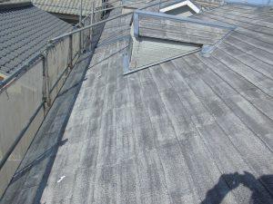 奈良県橿原市 洗浄後の屋根2
