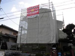 【外壁塗装・外壁修理】奈良県橿原市S様邸 外壁塗り替え工事の詳細です。