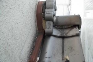 【屋根工事・漆喰工事・雨漏り修理】三重県名張市F様邸 屋根漆喰塗り替え工事