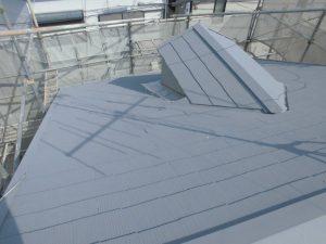 奈良県橿原市N様 ガイナ塗装完了3