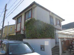 名張市 外壁塗装前