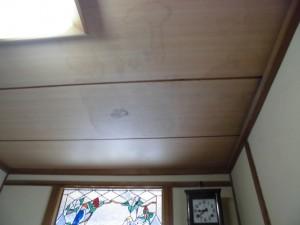 三重県名張市S様邸 雨漏り修理工事の詳細です。