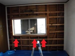 【雨漏り修理・外壁修理】三重県名張市S様邸 雨漏り修理工事の続きです。