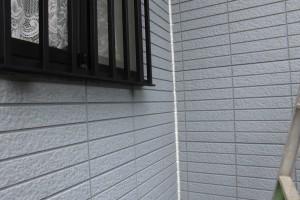 【外壁修理・雨漏り修理】奈良県橿原市T様邸 サイディング壁の目地の修理工事