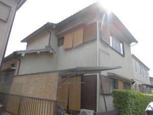 奈良県橿原市外壁調査2