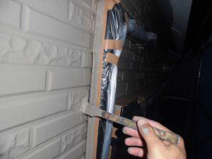奈良県橿原市H様 外壁塗装 中塗り塗装2