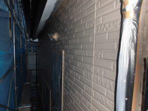 奈良県橿原市H様 外壁塗装 中塗り塗装3