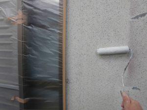 宇陀市 外壁下塗り塗装3