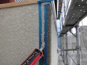 三重県名張市 外壁修理 外壁のひび割れ修理