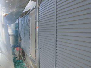 奈良県橿原市Y様 雨戸塗装