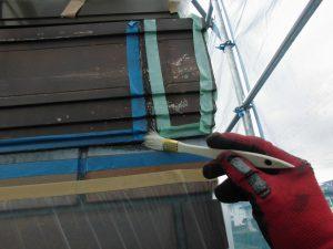 奈良県宇陀市N様の外壁修理2