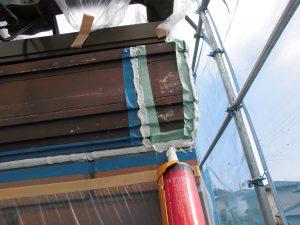 奈良県宇陀市N様の外壁修理5