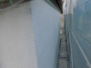 名張市 外壁下塗り塗装5