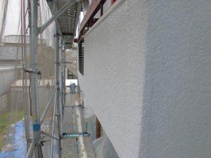 名張市 外壁下塗り塗装4