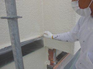 名張市 外壁塗装 シリコン塗料2