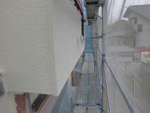 名張市 外壁塗装 シリコン塗料3