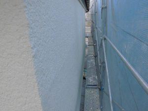 名張市 外壁塗装 上塗り3