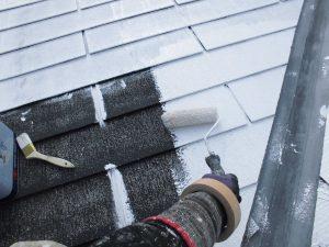 奈良県吉野郡K様 屋根塗装リフォーム
