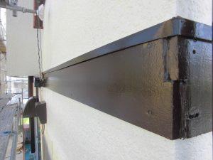 名張市 幕板(モール)塗装1