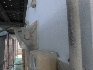 奈良県吉野郡K様外壁塗装リフォーム