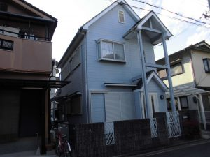 【屋根点検,外壁点検】奈良県橿原市K様邸 屋根と外壁の点検・調査に伺いました。
