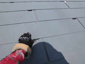 奈良県吉野郡K様屋根塗装リフォーム