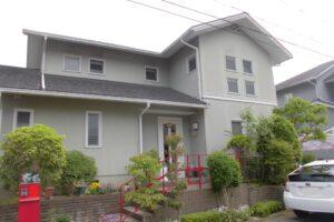 【奈良県宇陀市】外壁塗装|16年の耐久性と汚れに強いシリコン塗料で塗り替えリフォーム