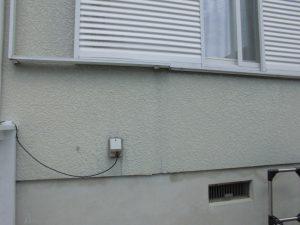 奈良県宇陀市 外壁の点検1