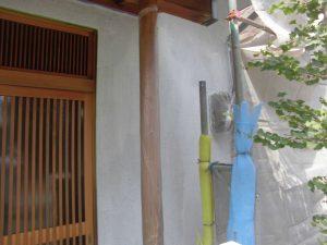 奈良県橿原市 外壁下塗り塗装5