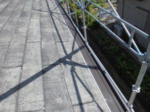 奈良県宇陀市 屋根カバー工法でガルバリウムを重ねる工事