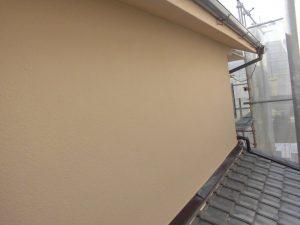 橿原市 ガイナ塗装 上塗り1
