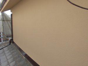 橿原市 ガイナ塗装 上塗り2