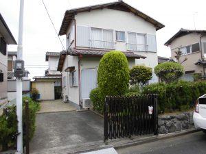 【外壁調査,雨漏り調査】奈良県桜井市I様邸 外壁の調査に伺いました。(外壁が浮いている・膨れている原因とは?)