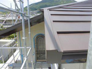 奈良県宇陀市 屋根カバー工法4