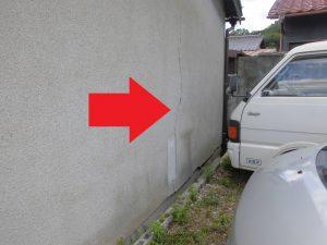 桜井市 外壁調査2