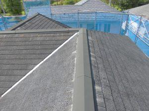 奈良県宇陀市H様屋根外壁リフォーム点検と見積もり