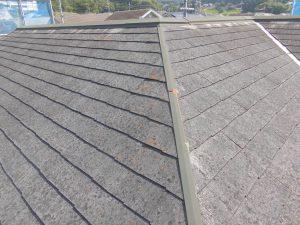 名張市 屋根塗装前