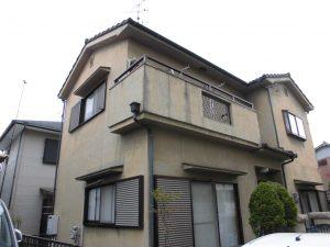 奈良県桜井市 築25年モニエル瓦(洋瓦)屋根と外壁調査