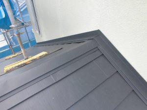 奈良県宇陀市 ガルバリウム鋼板屋根工事2