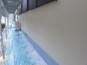 香芝市 1級塗装技能士が15年持つシリコンを外壁塗装