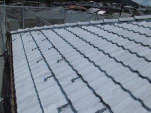奈良県宇陀市M様屋根塗装リフォーム