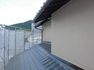 奈良県香芝市K様 外壁塗装