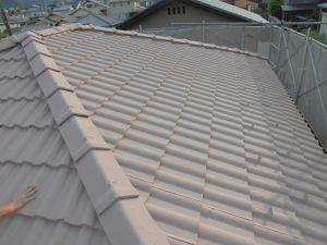 奈良県宇陀市M様屋根塗装リフォーム工事