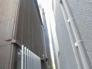 奈良県橿原市G様 外壁塗装現調