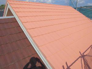 奈良県宇陀市Y様屋根塗装