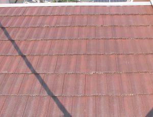 奈良県橿原市Y様屋根下塗り塗装4