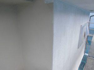 奈良県橿原市 汚れに強いシリコン塗料を外壁に塗装