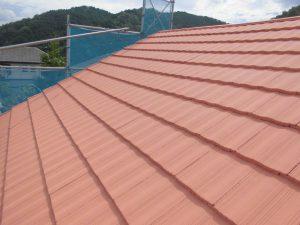 奈良県橿原市Y様屋根塗装