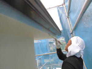 橿原市Y様 外壁塗装