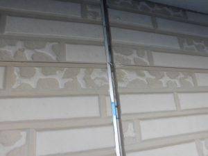 奈良県橿原市h様 外壁サイディング壁 シーリング除去
